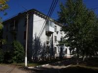 Новокуйбышевск, улица Успенского, дом 5А. многоквартирный дом