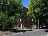 Новокуйбышевск, улица Успенского, дом 2А. общежитие НГГТК