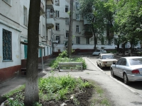 Novokuibyshevsk, Frunze st, house 16. Apartment house