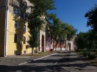 Новокуйбышевск, улица Фрунзе, дом 12. многоквартирный дом