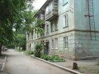 Новокуйбышевск, улица Чернышевского, дом 4. многоквартирный дом