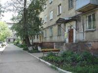 Novokuibyshevsk, Chernyshevsky st, house 19. Apartment house