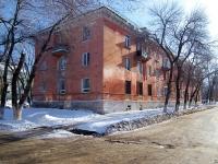 Novokuibyshevsk, Chernyshevsky st, house 1. Apartment house