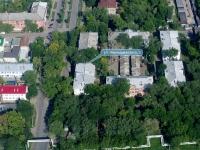 Novokuibyshevsk, Chernyshevsky st, house 2. Apartment house