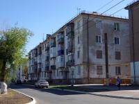 Новокуйбышевск, улица Чернышевского, дом 8. многоквартирный дом