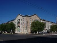新古比雪夫斯克市,  , house 9. 公寓楼