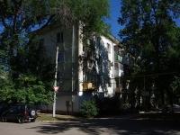 Новокуйбышевск, улица Чернышевского, дом 12. многоквартирный дом