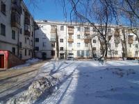 Novokuibyshevsk, Chernyshevsky st, house 14. Apartment house