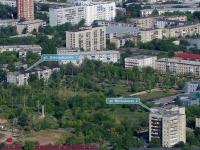 Novokuibyshevsk, Chernyshevsky st, house 37. Apartment house