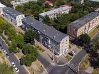 新古比雪夫斯克市,  , house 15. 公寓楼