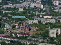 Novokuibyshevsk, Chernyshevsky st, house 33. Apartment house