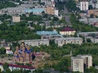 Novokuibyshevsk, Chernyshevsky st, house 35. Apartment house