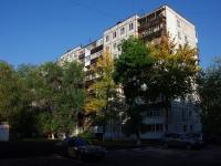 Novokuibyshevsk, alley Shkolny, house 5. Apartment house