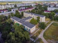Novokuibyshevsk, alley Shkolny, house 7. school