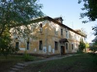 Новокуйбышевск, Школьный переулок, дом 8. многоквартирный дом