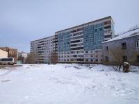 Новокуйбышевск, улица Л.Толстого, дом 1А. многоквартирный дом