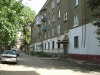 Novokuibyshevsk, 50 let NPZ st, house 6А. Apartment house