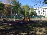 Новокуйбышевск, улица 50-летия НПЗ. спортивная площадка