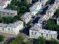 Novokuibyshevsk, 50 let NPZ st, house 3. Apartment house