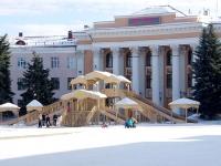 Новокуйбышевск, Ленина пл, дом 1
