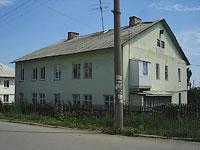 Oktyabrsk, st Volgo-Donskaya, house 5. Apartment house