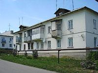 Oktyabrsk, st Volgo-Donskaya, house 6. Apartment house