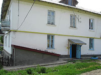Oktyabrsk, Volgo-Donskaya st, house 8. Apartment house