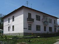 Oktyabrsk, st Volgo-Donskaya, house 10А. Apartment house