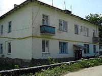 Октябрьск, улица Волго-Донская, дом 12. многоквартирный дом