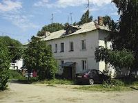 Oktyabrsk, st Volgo-Donskaya, house 18. Apartment house