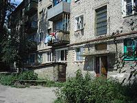 Oktyabrsk, st Dzerzhinsky, house 6. Apartment house