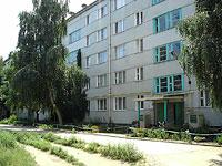 Октябрьск, улица Мичурина, дом 1. многоквартирный дом