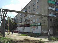 Октябрьск, улица Мичурина, дом 3. многоквартирный дом