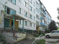Октябрьск, улица Мичурина, дом 5. многоквартирный дом