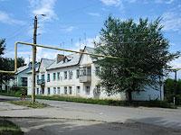 Октябрьск, улица Мичурина, дом 6. многоквартирный дом