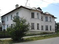 Октябрьск, улица Мичурина, дом 7. многоквартирный дом