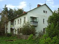 Октябрьск, улица Мичурина, дом 8. многоквартирный дом