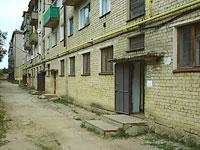 Октябрьск, улица Мичурина, дом 15. многоквартирный дом