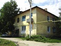 Октябрьск, улица Центральная, дом 7. многоквартирный дом