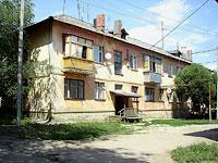 Октябрьск, улица Центральная, дом 13. многоквартирный дом