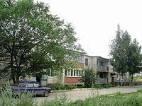 Октябрьск, улица Центральная, дом 20. многоквартирный дом