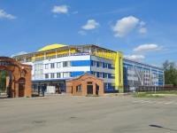 """奧特拉德内, 体育中心 """"Нефтяник"""", Gagarin st, 房屋 50"""