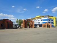 """Отрадный, улица Гагарина, дом 50. спортивный комплекс """"Нефтяник"""""""