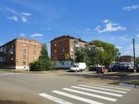 Отрадный, улица Гайдара, дом 43. многоквартирный дом