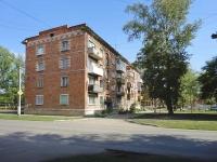 Отрадный, улица Гайдара, дом 55. многоквартирный дом