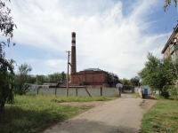 neighbour house: st. Gaydar. heat electric generation plant Котельная