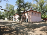 Otradny, Zoi Kosmodemianskoy st, house 37. Apartment house