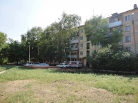 Otradny, Lenin st, house 3. Apartment house