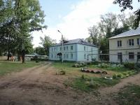 Otradny, Lenin st, house 51. Apartment house