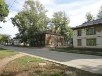 Otradny, Lenin st, house 58. Apartment house